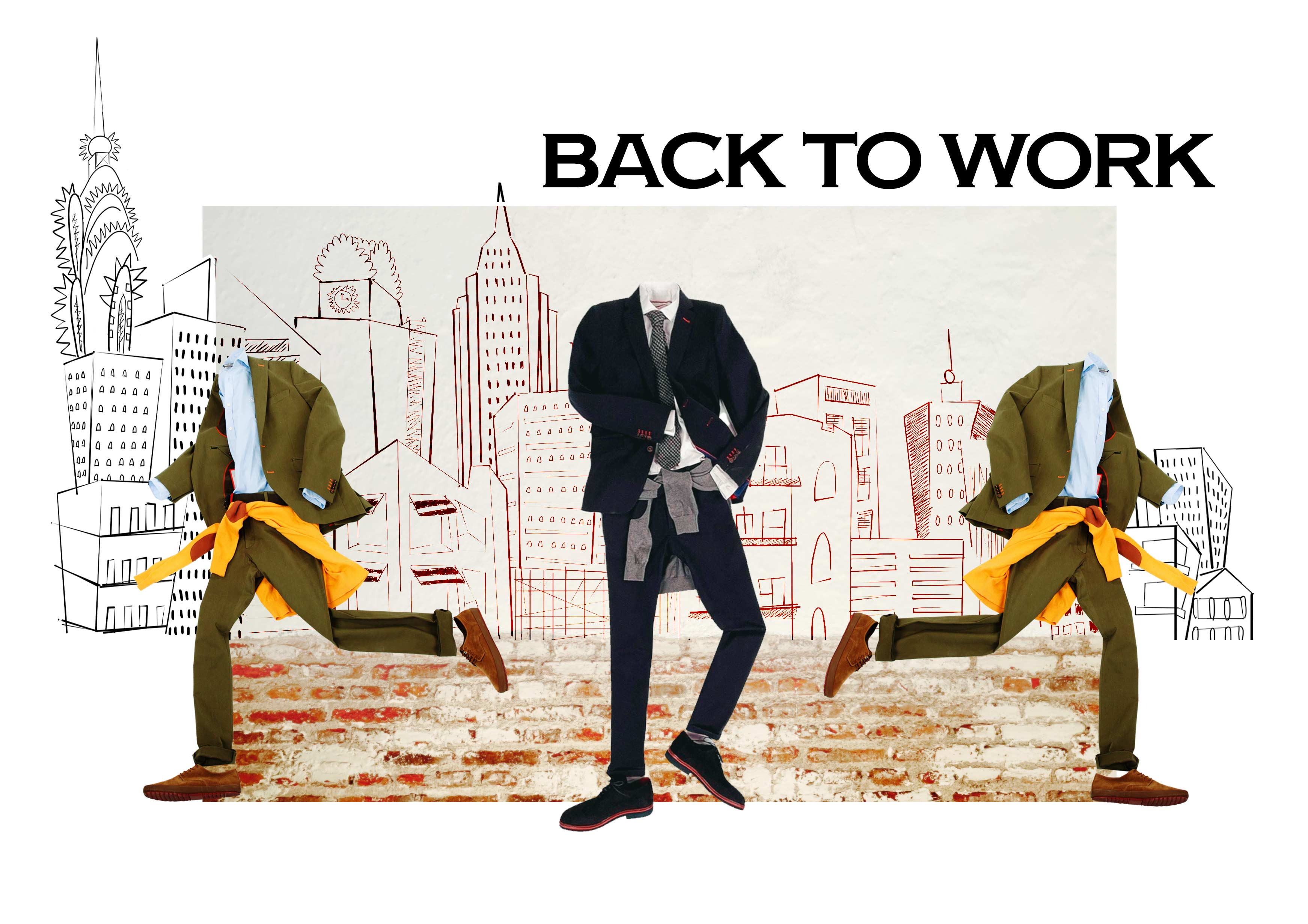 Back to Work