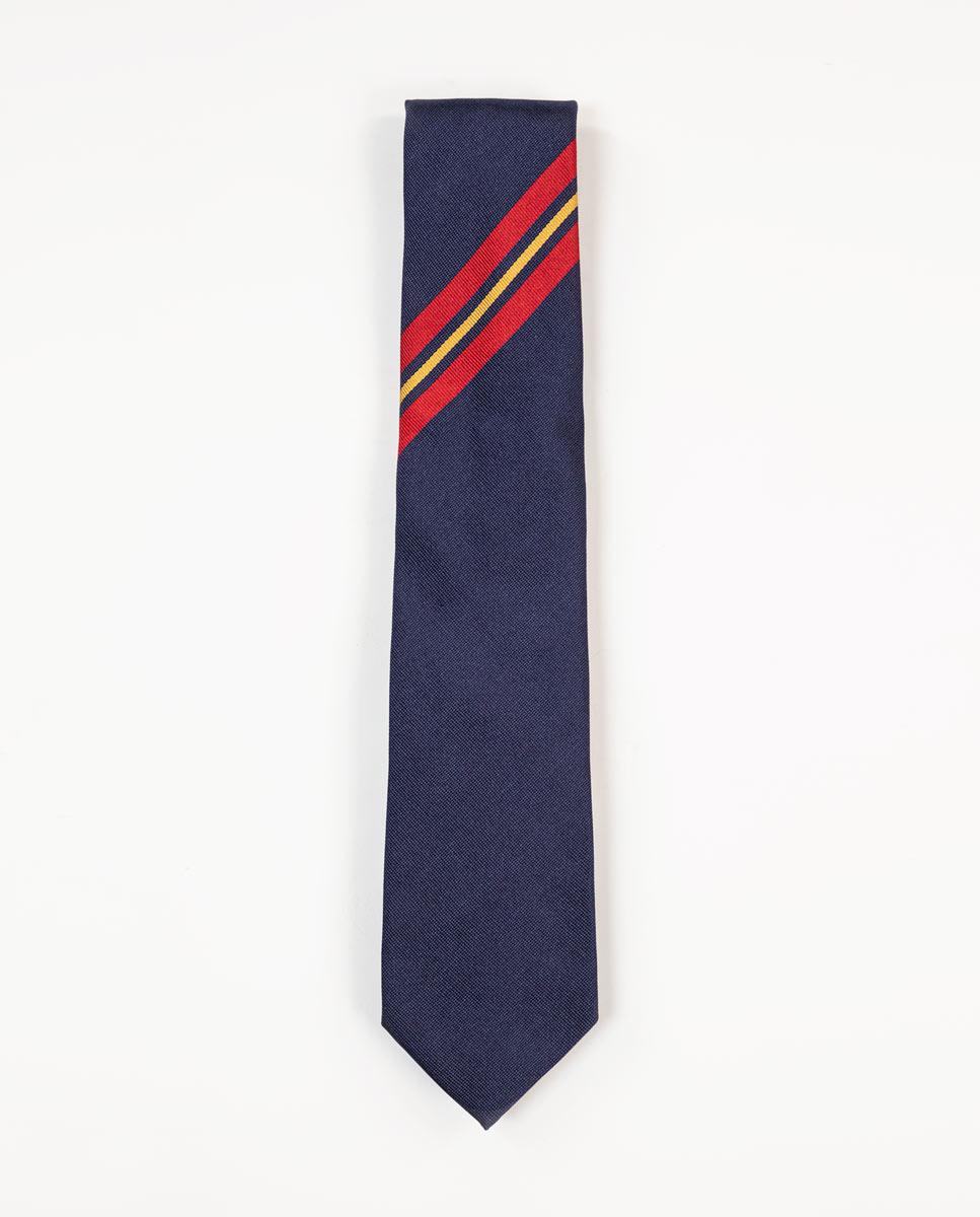 Corbata RFEF Marino Uniformidad