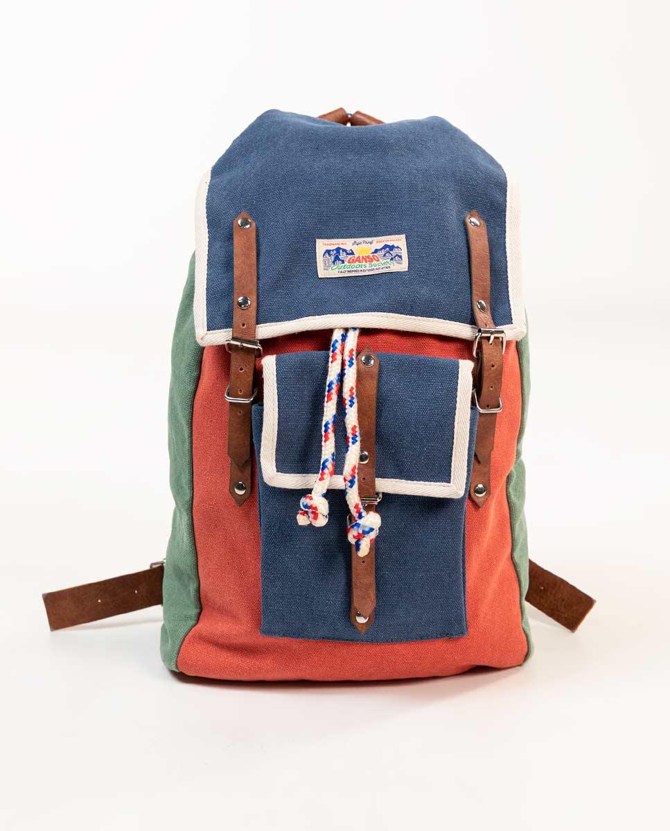 Trekking Backpack Multi Color