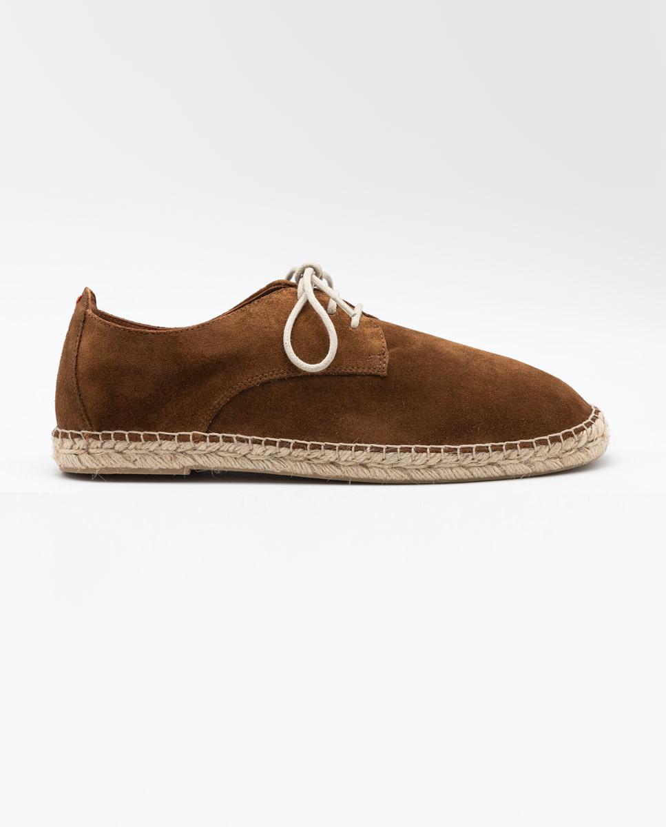 Zapato Guerrero Yute Visón