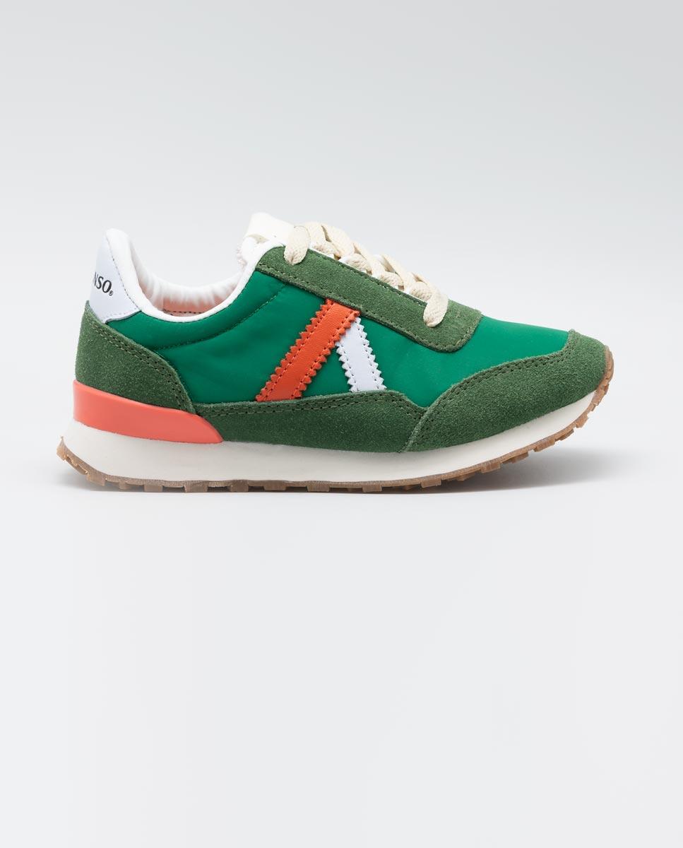 Track nylon vert