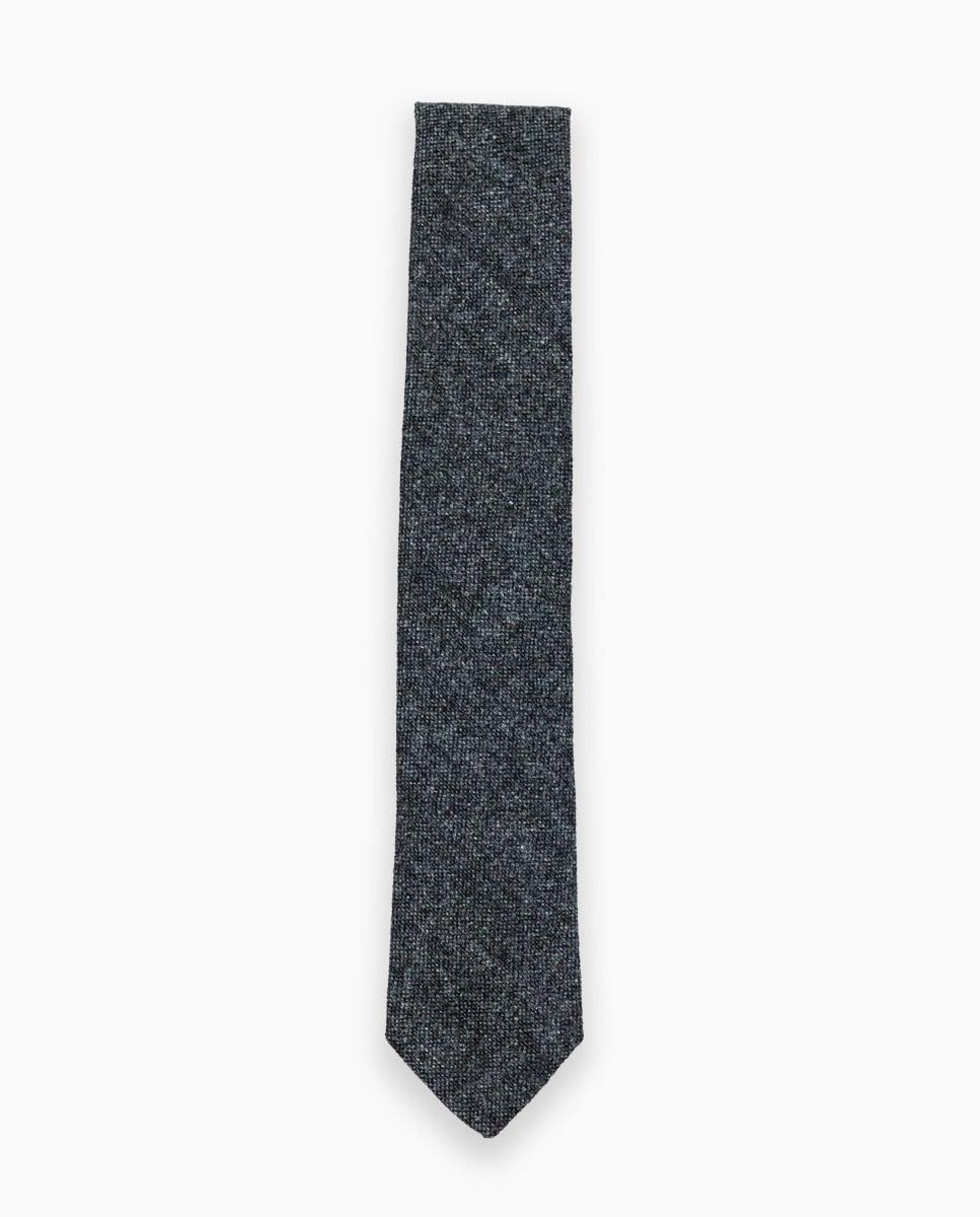 Corbata Donegal Gris