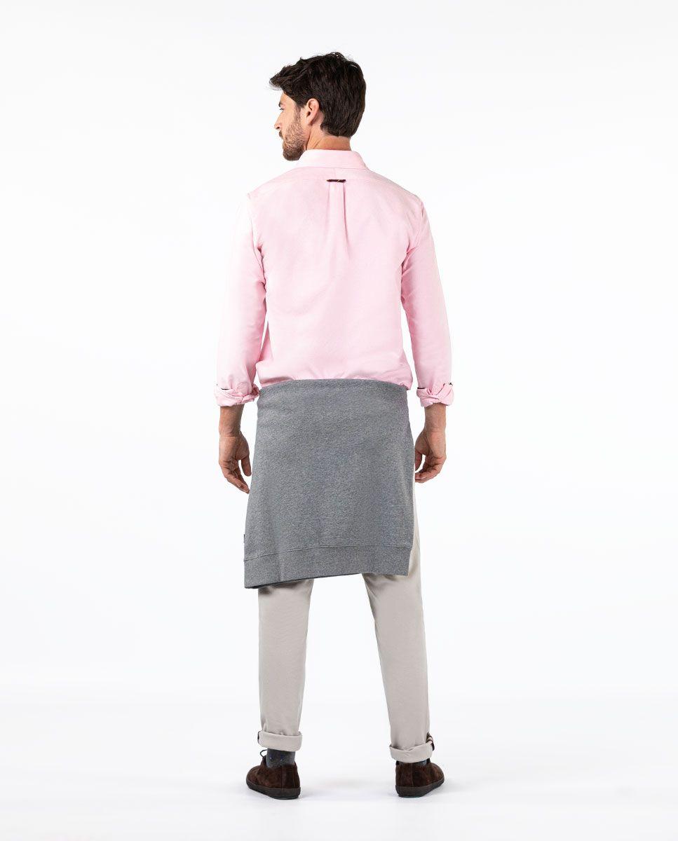 Camisa Oxford Rosa Image 4