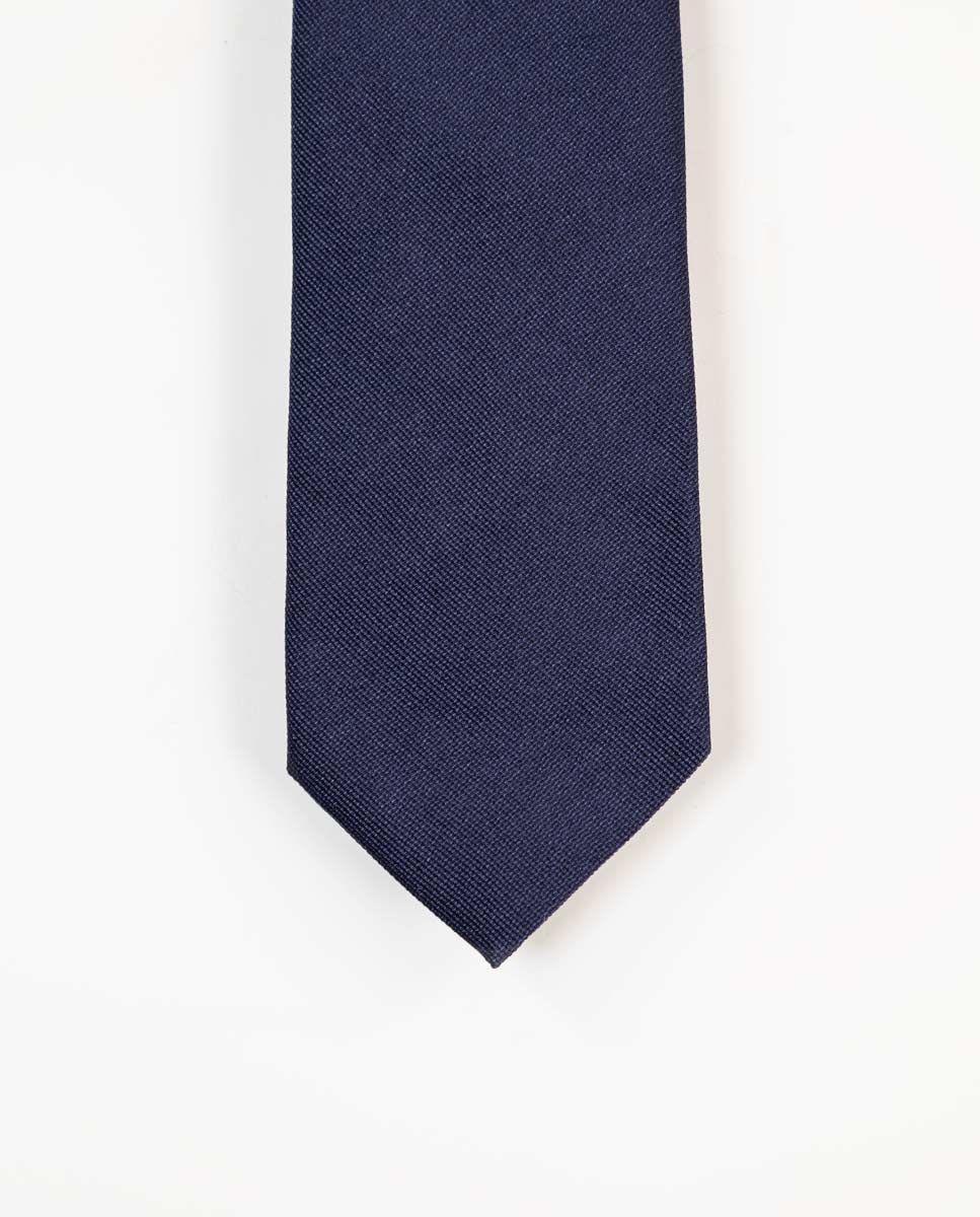 Corbata RFEF Marino Uniformidad Image 1