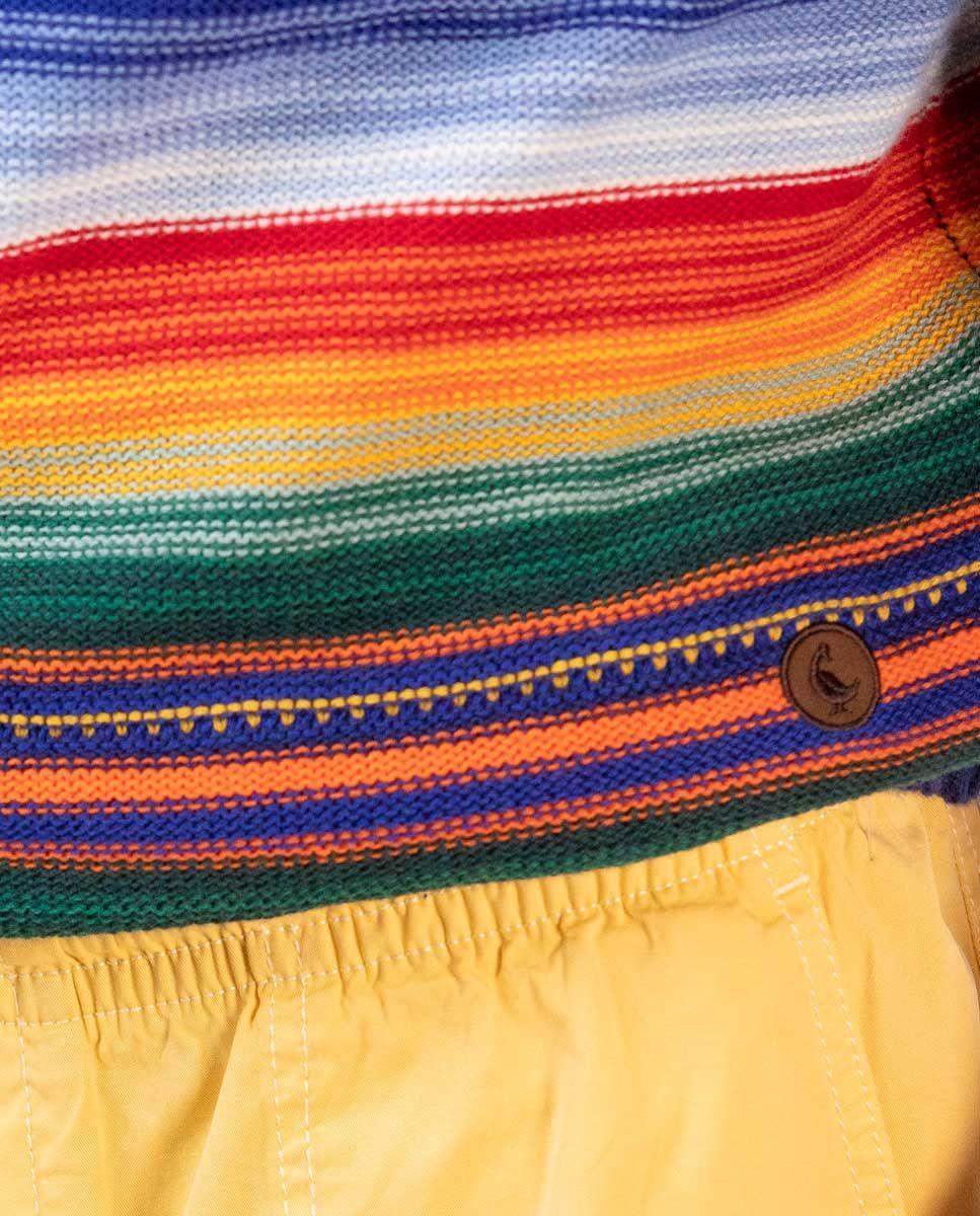 Jersey Rayas Multicolor Étnico Image 5