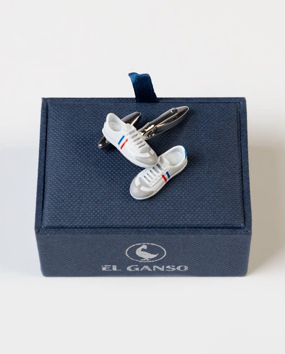 Off-White Match Sneaker Cufflinks Image 1