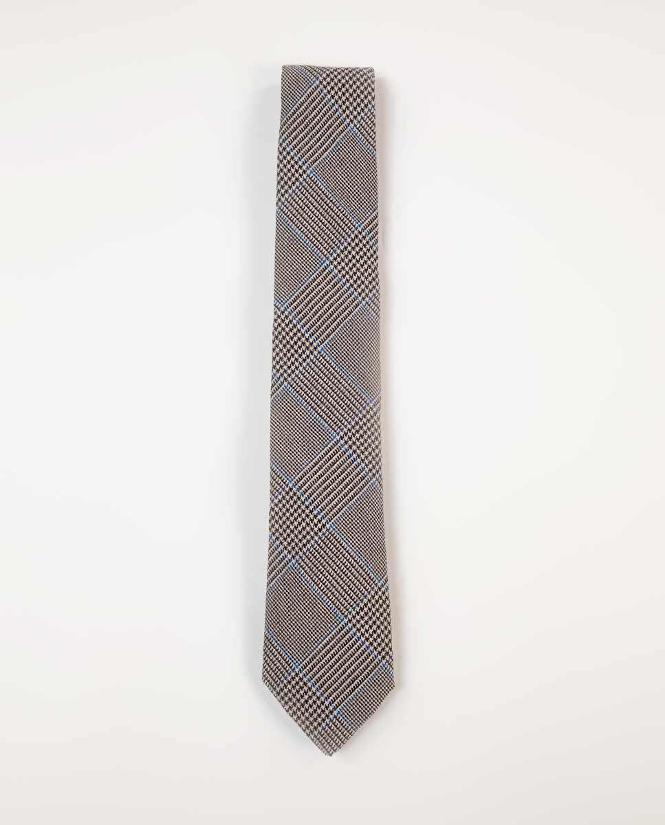 Cravate Galles Finition Bleu Image 1