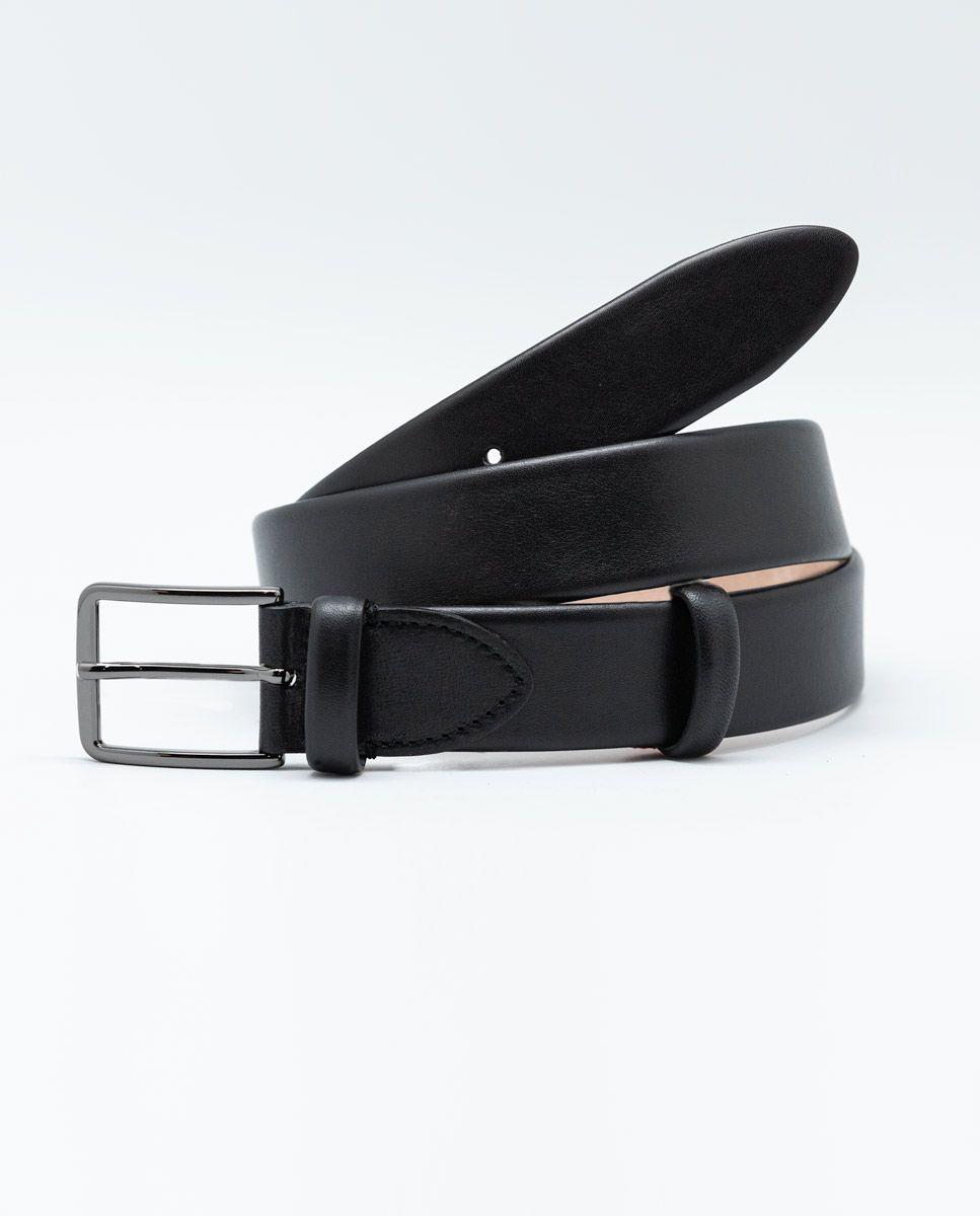 Cinturón Traje Negro Image 1