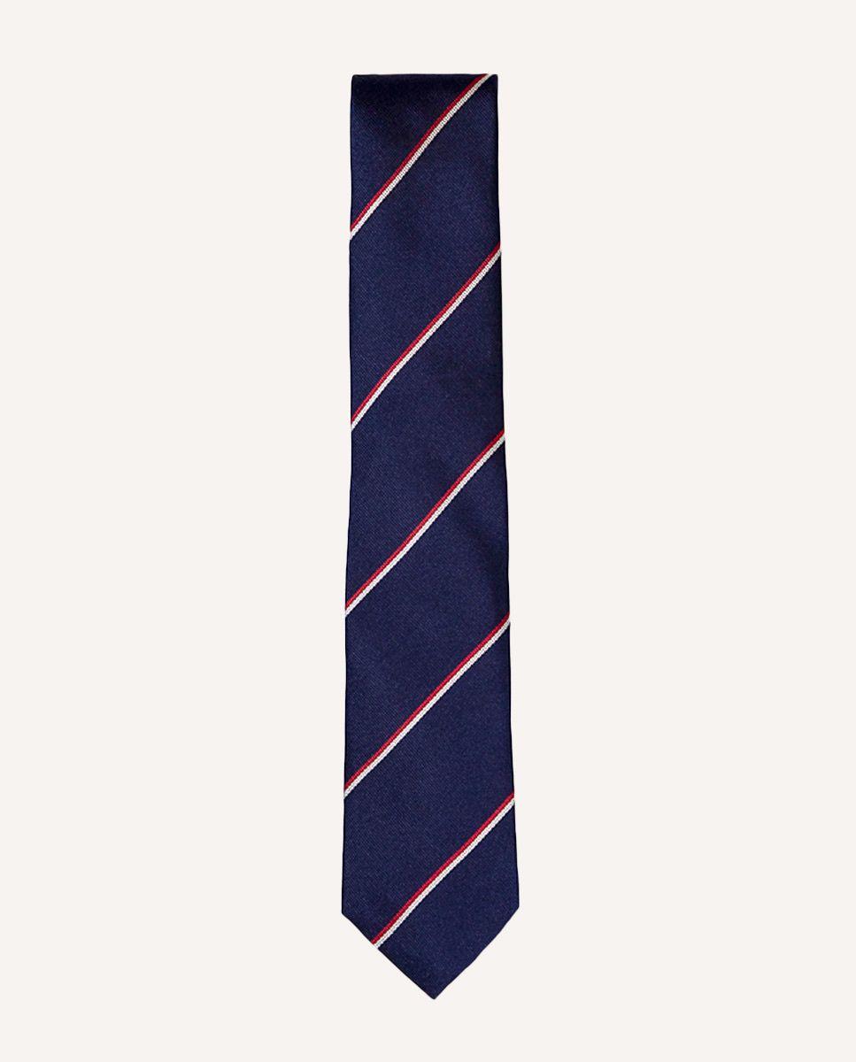 Iconic Striped Tie  Image 3