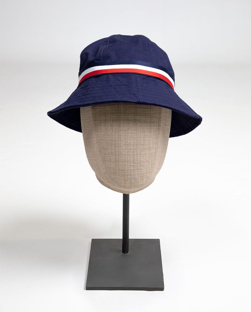 Navy Fisherman Hat Image 2