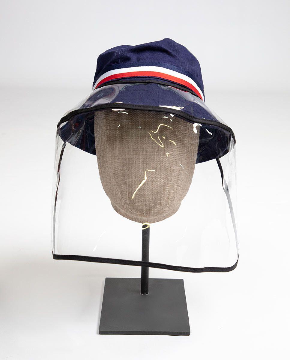 Navy Fisherman Hat Image 1