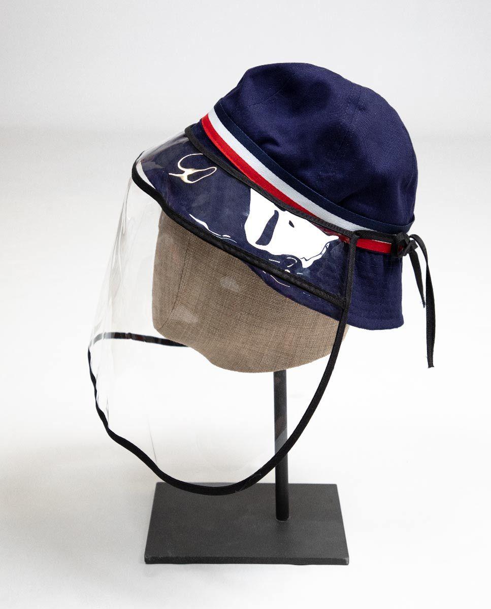 Navy Fisherman Hat Image 3