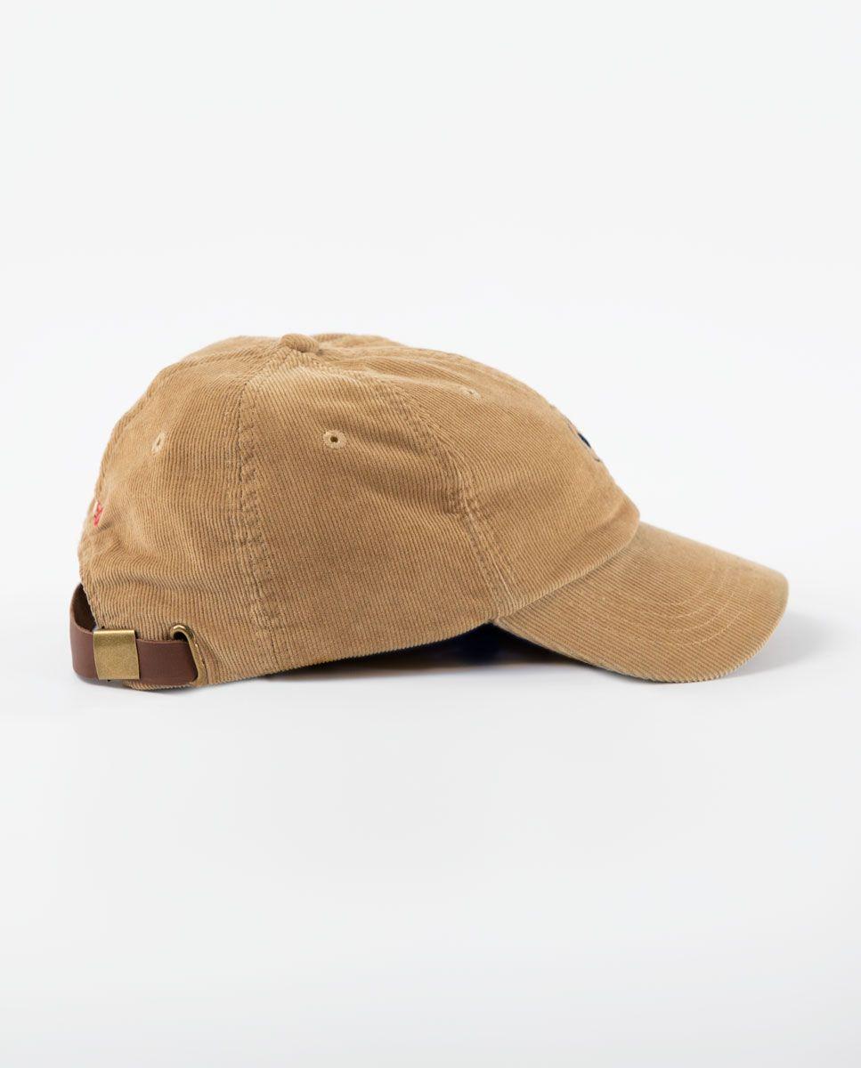 Gorra de Pana Beige  Image 1