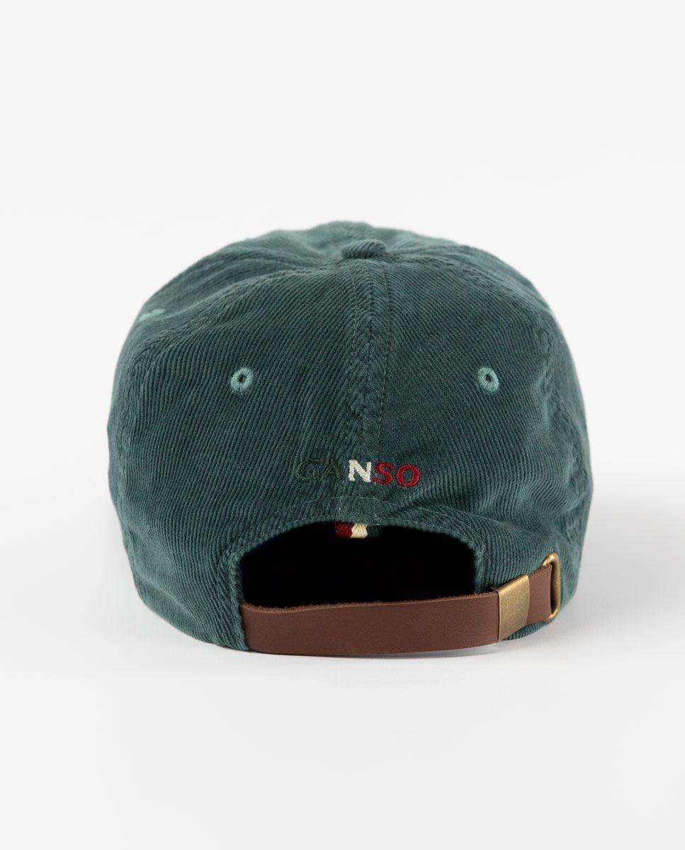 Gorra de Pana Verde Image 1