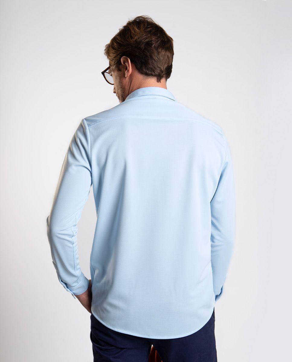 Camisa Sepiia Celeste Image 5