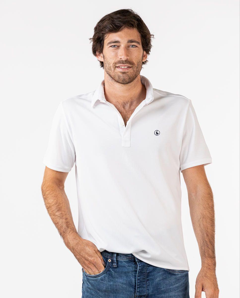 Polo Sepiia Blanco Image 5