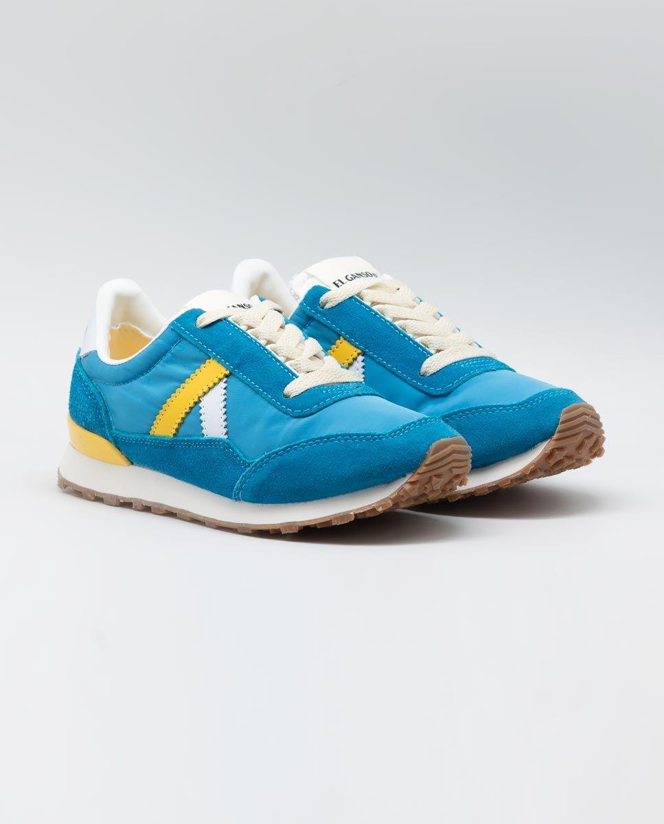 Track nylon bleu Image 4