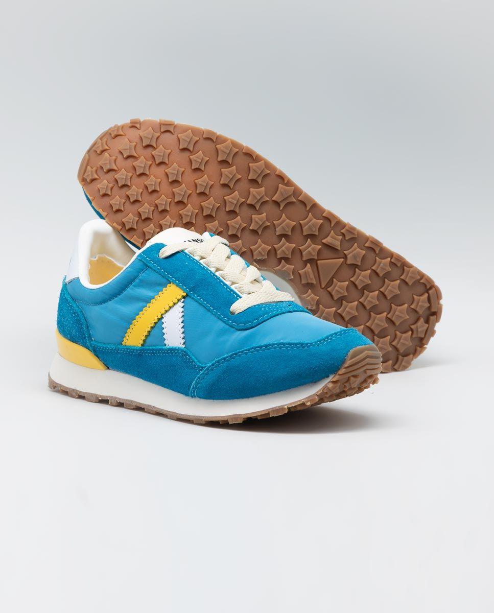 Track nylon bleu Image 5