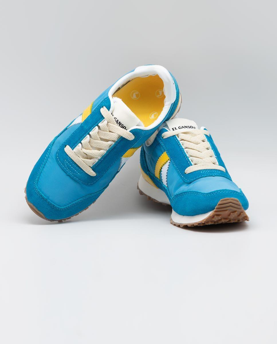 Track nylon bleu Image 2