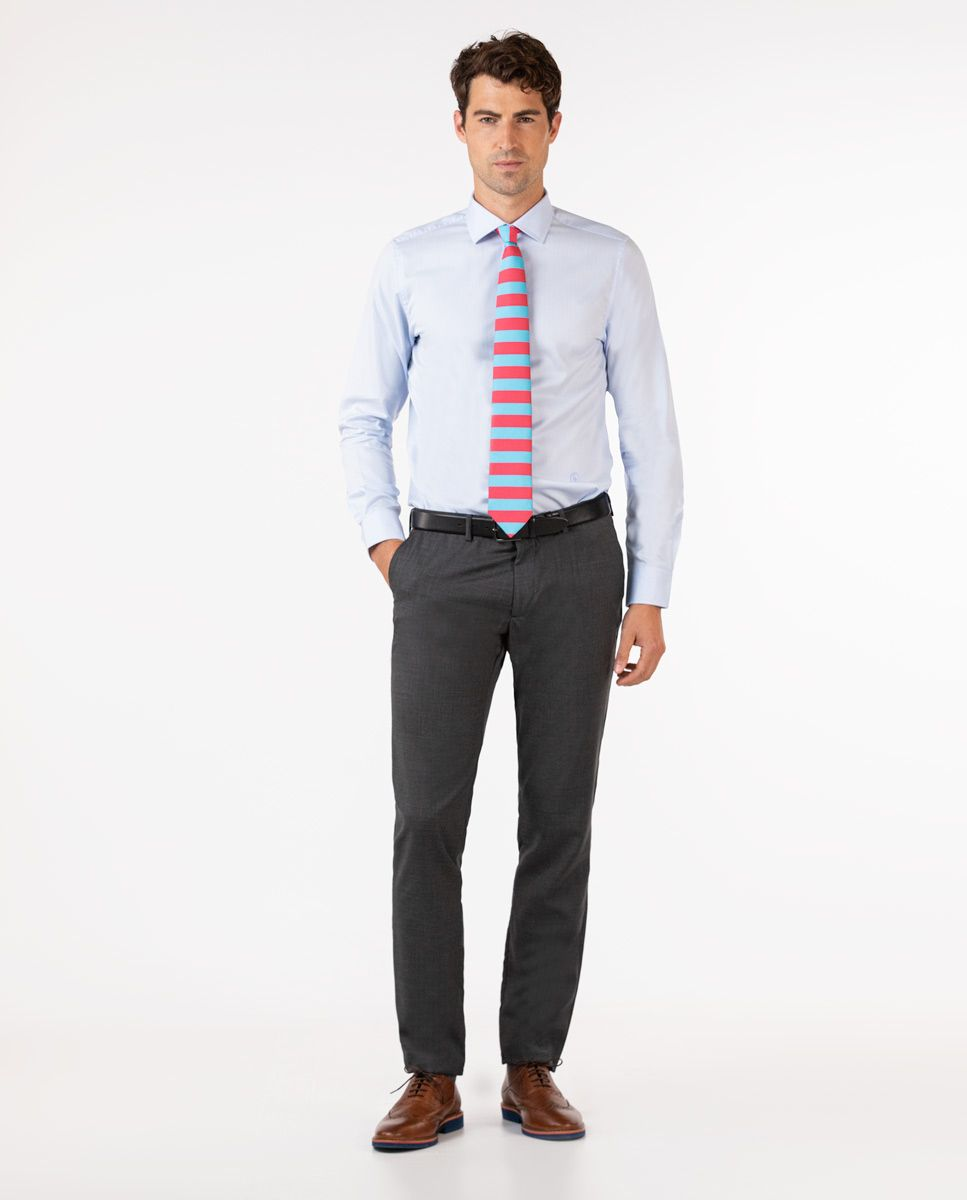 Grey Trousers Image 2