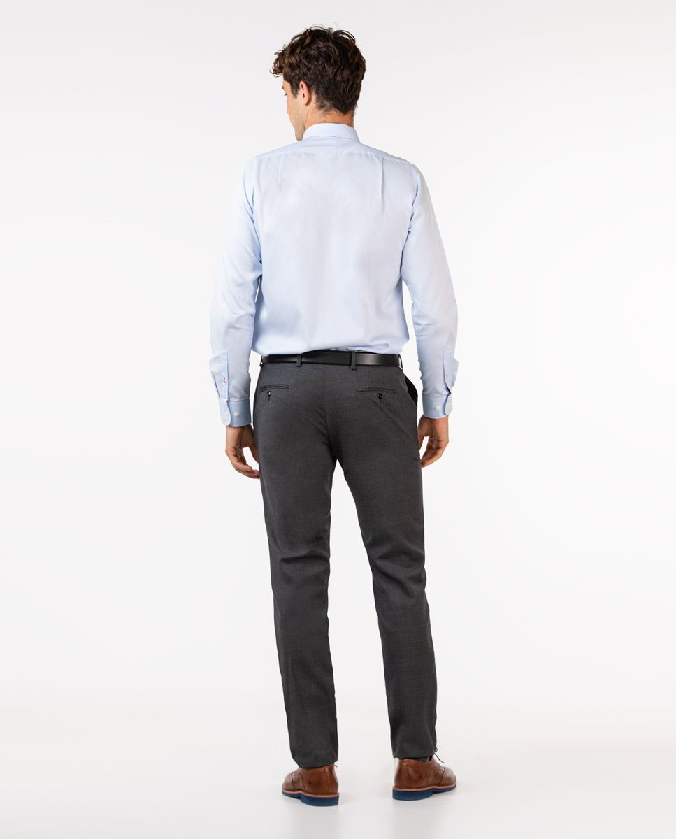 Grey Trousers Image 4