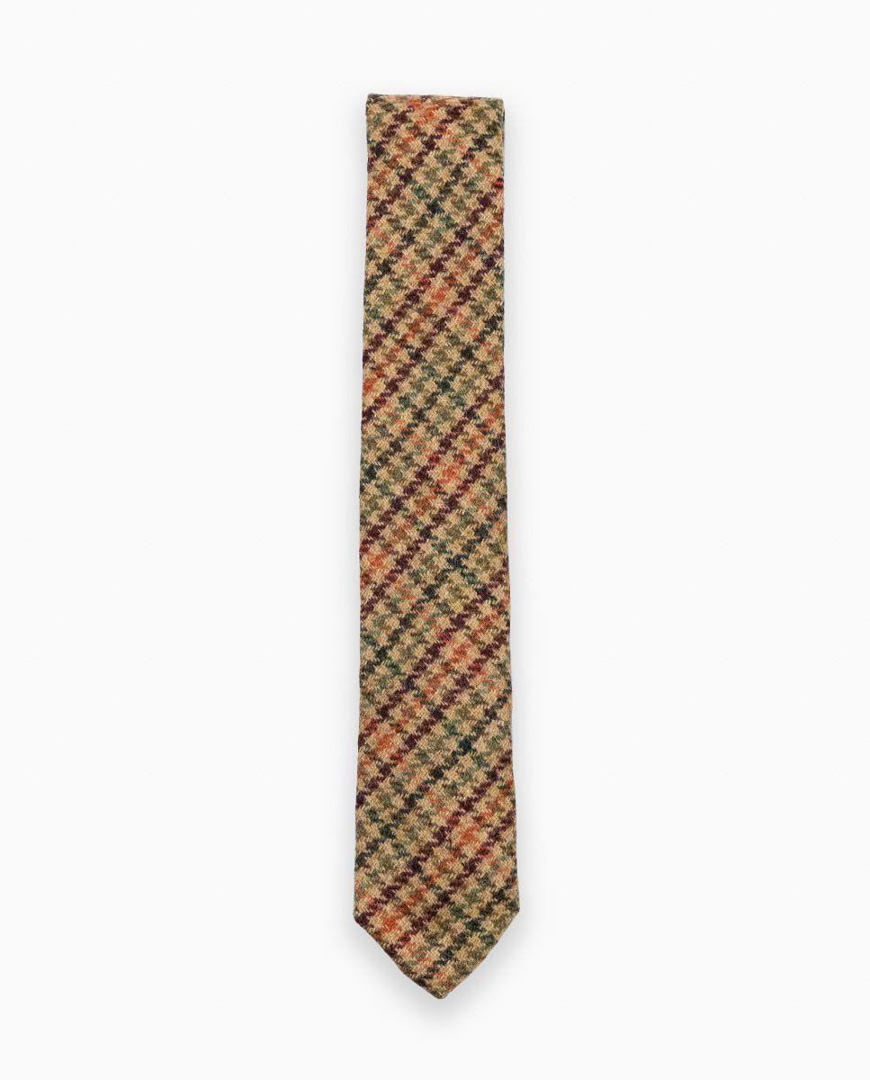 Corbata Harris Perfil Naranja Image 1