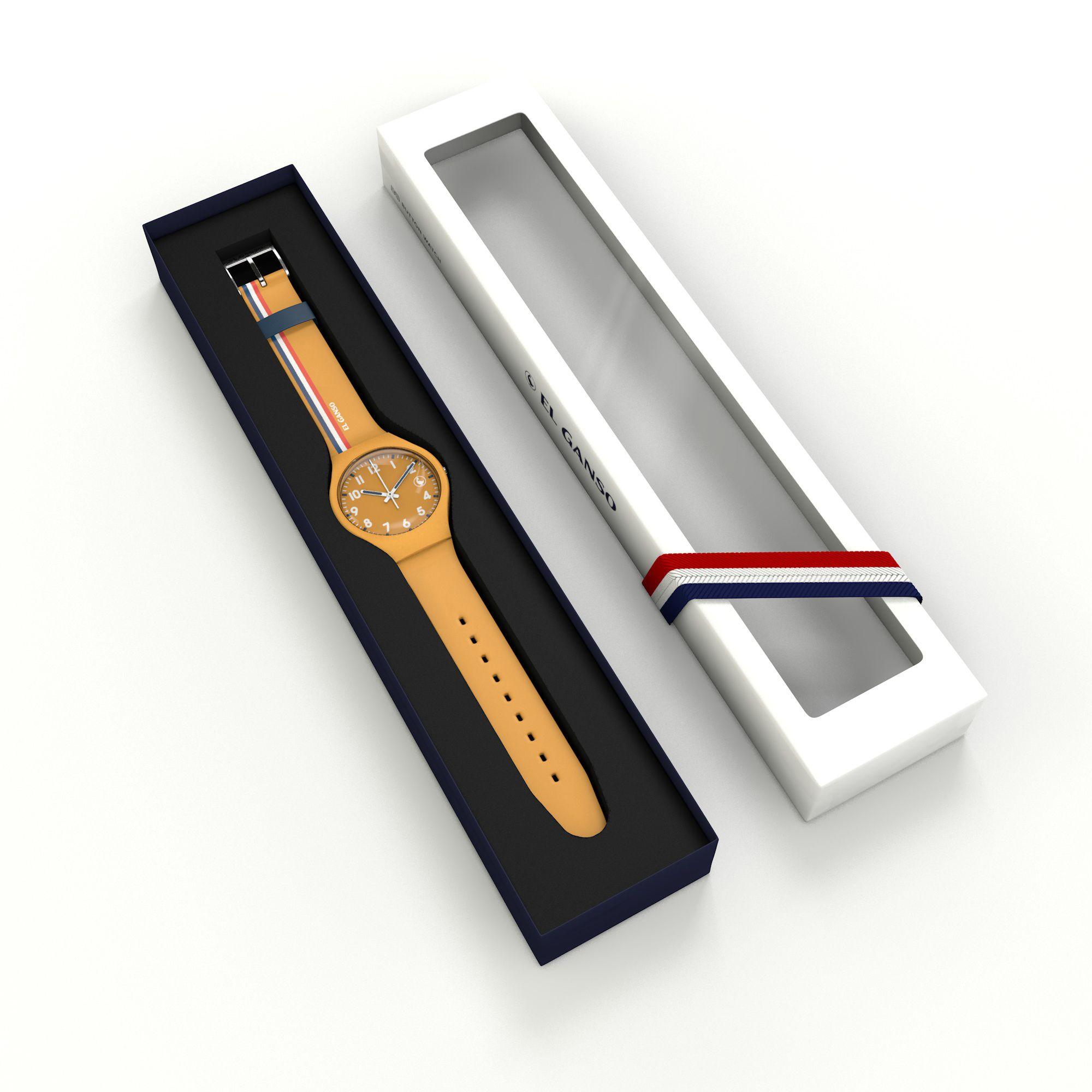 Reloj Ganso Amarillo Image 4