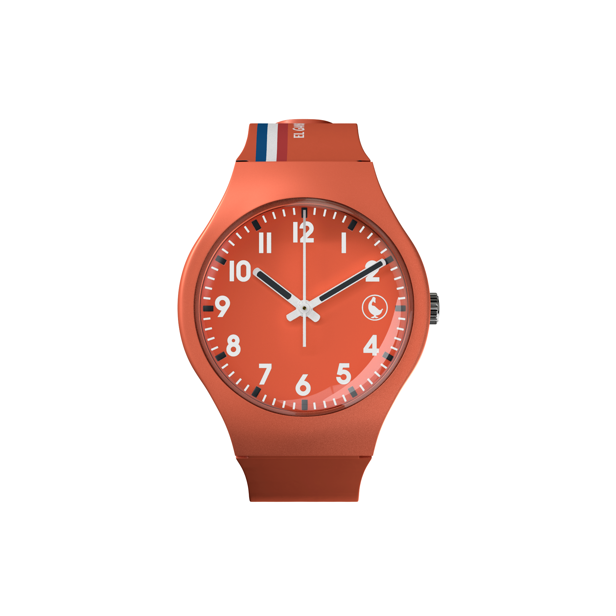 Reloj Ganso Naranja Image 1