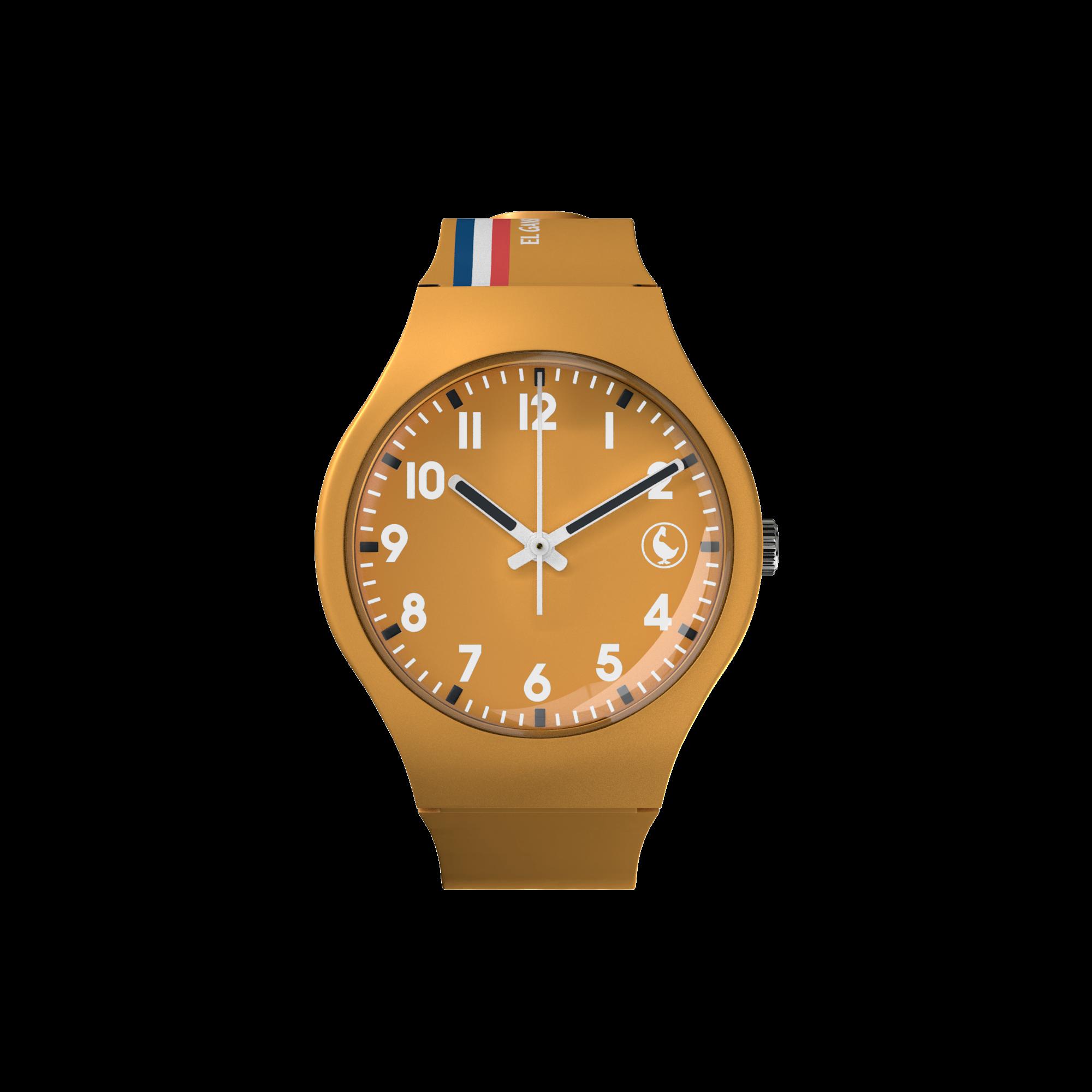Reloj Ganso Amarillo Image 1