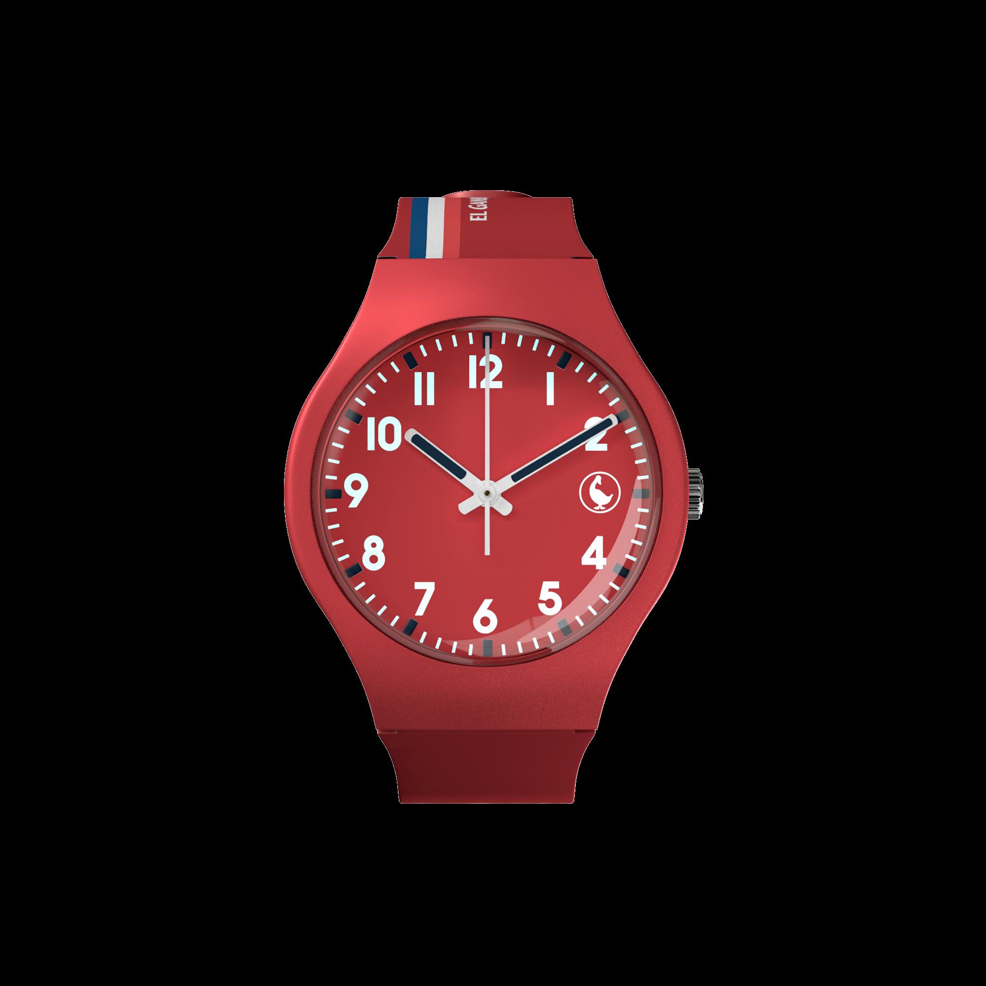 Reloj Ganso Rojo Image 1