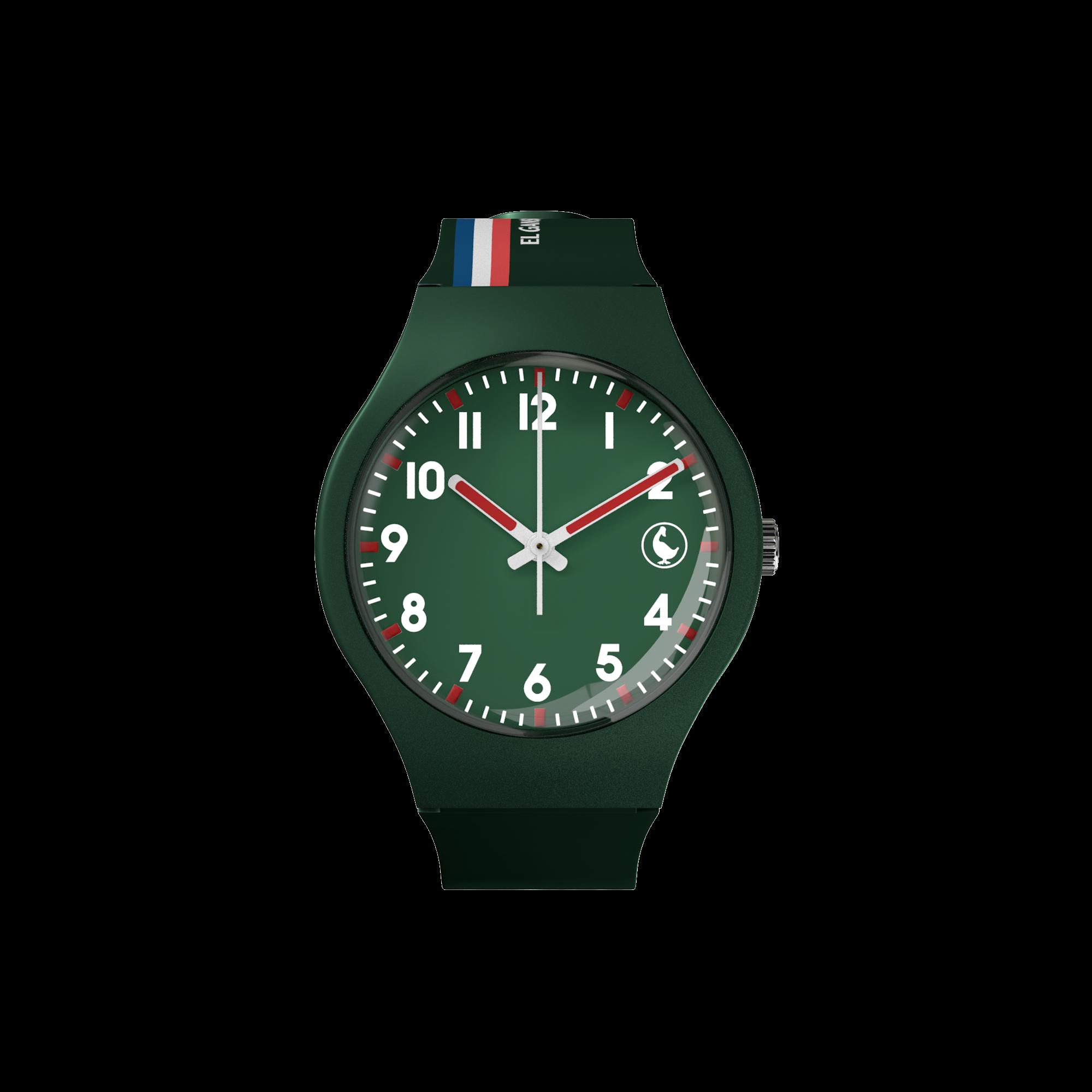 Reloj El Ganso Green Image 1
