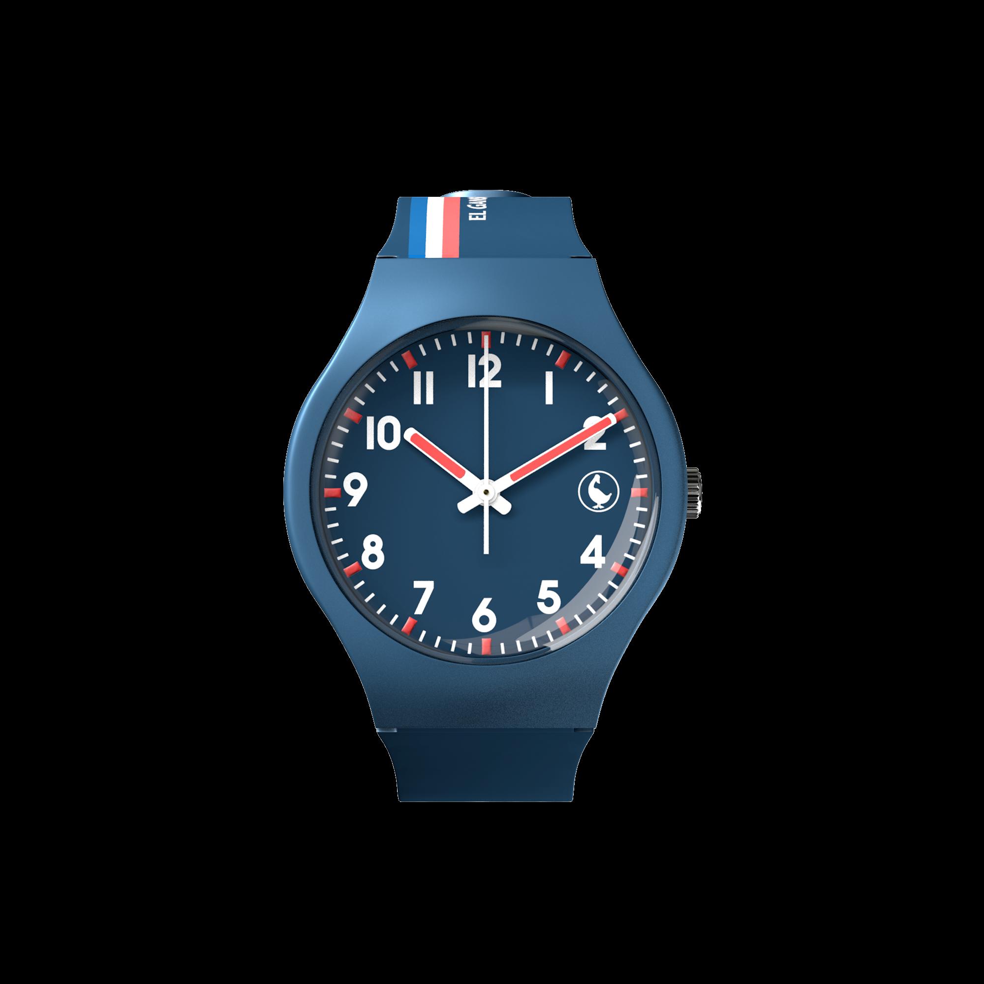 Reloj Ganso Azul Image 1