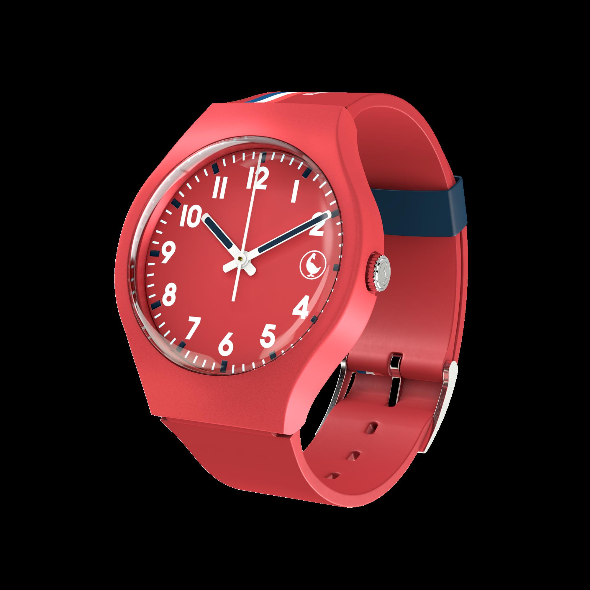 Reloj Ganso Rojo Image 2