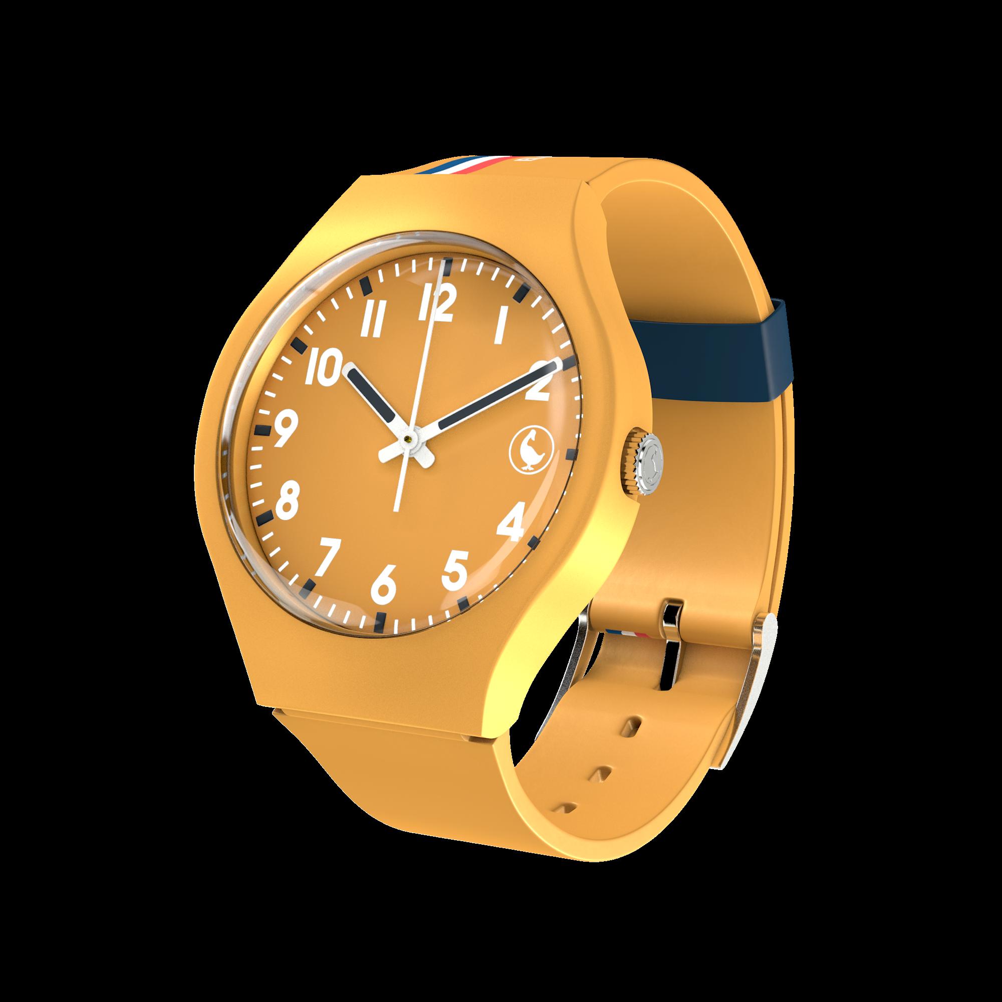 Reloj Ganso Amarillo Image 2