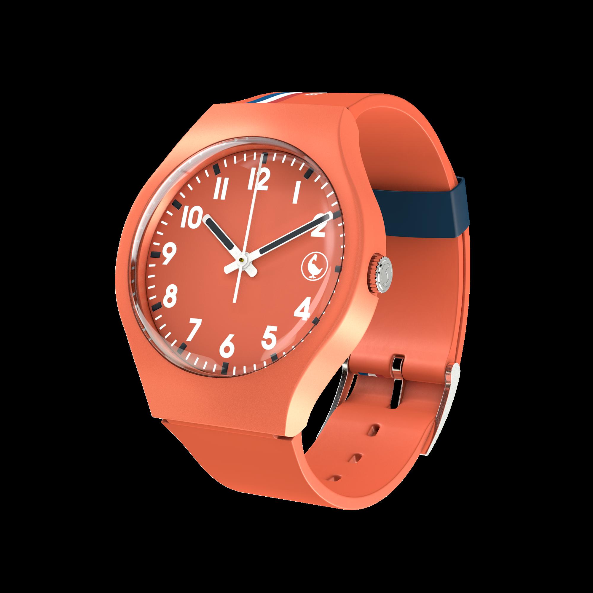 Reloj Ganso Naranja Image 2