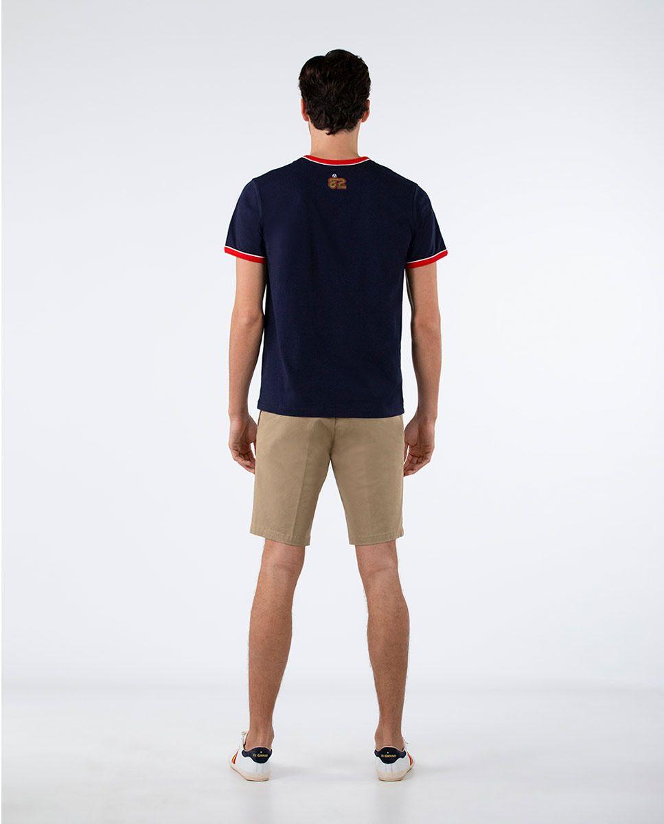 Camiseta Naranjito Selección RFEF Marino R Image 2
