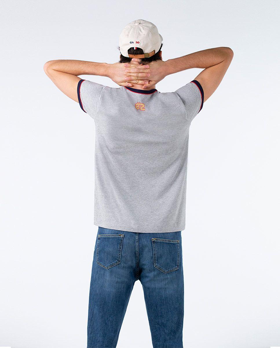 Camiseta Naranjito Selección RFEF Gris Image 4