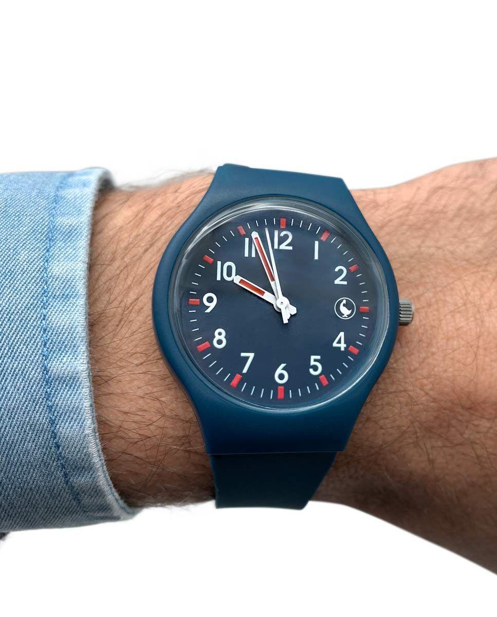 Reloj Ganso Azul Image 6