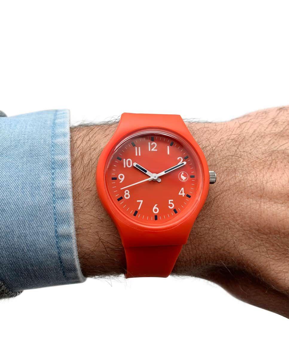Reloj Ganso Naranja Image 6
