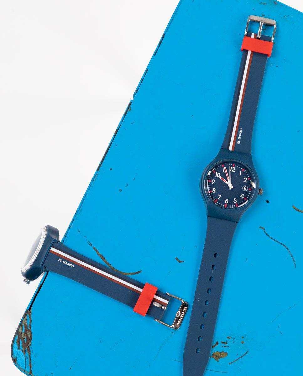 Reloj Ganso Azul Image 7