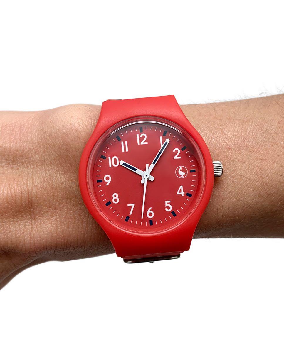Reloj Ganso Rojo Image 5