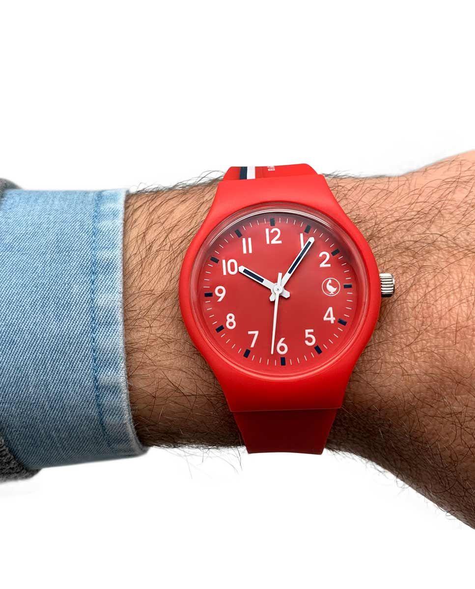 Reloj Ganso Rojo Image 6